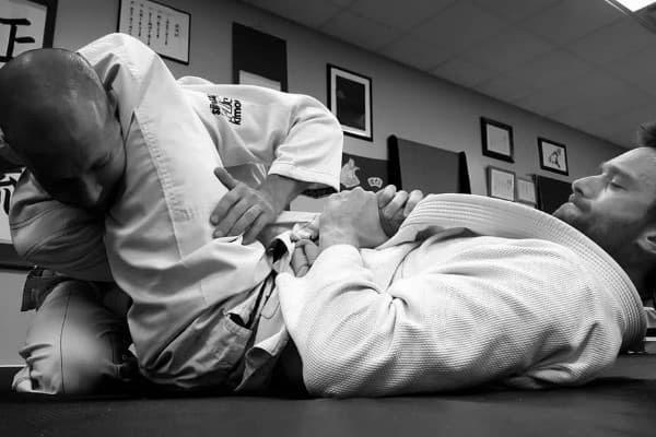 Newaza – Ground Defense / Jiu-Jitsu